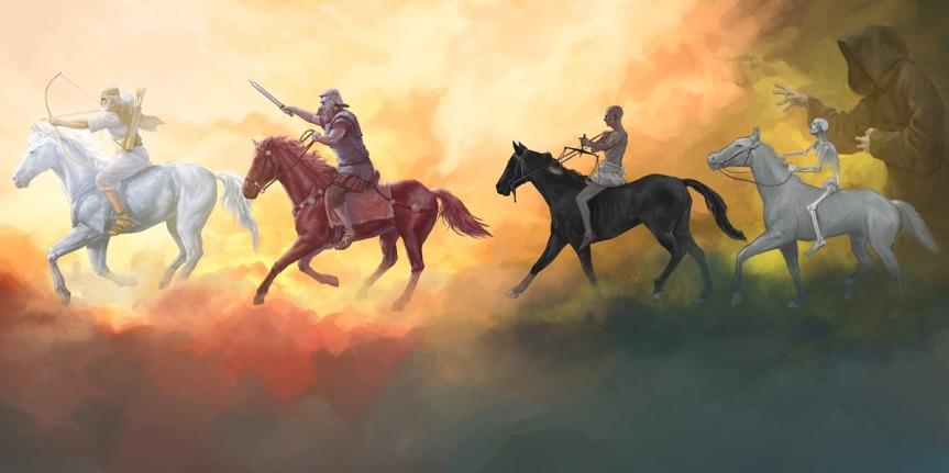 Moro, o Cavaleiro do Apocalipsecaído